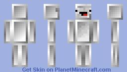 Derpy Metal Man! (Shading Test) Minecraft Skin