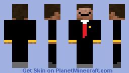 Herp a derp Minecraft Skin