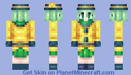 Koishi Komeiji - Touhou Project Minecraft Skin
