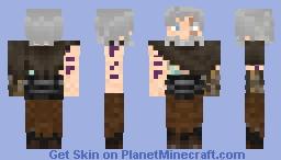 Stormfist Dwarf (LOTC) Minecraft Skin