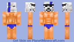 Alexby HD Minecraft Skin