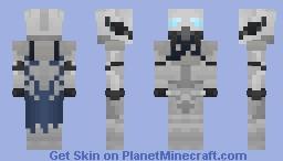 Destiny 2 - Kridis, the Priestess (+Salvation Lieutenants/Elites) Minecraft Skin