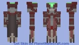 Destiny 2 Hashladûn (+Hidden Swarm) Minecraft Skin