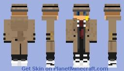 Detective Minecraft Skin