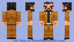 Detective Vandermeer Minecraft Skin