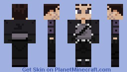 Alex Denton!! Minecraft Skin