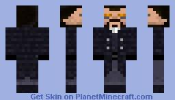 adam jenson (updated) Minecraft Skin