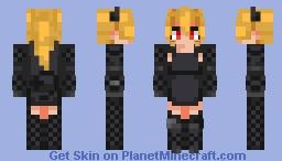nikaido Minecraft Skin
