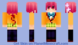 Momo Velia Deviluke Minecraft