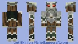 Warforged (RP Skin) Minecraft Skin
