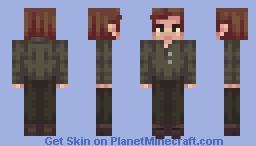 Dexter Morgan - Dexter Minecraft Skin