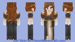 An Adopted Princess | [FTU] Minecraft Skin