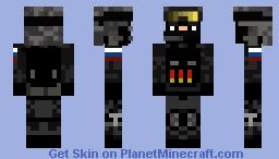 Russian Soldier Minecraft Skin