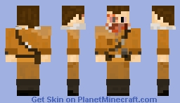Russian soldier - Ossewiec Fortress Ver. Minecraft Skin