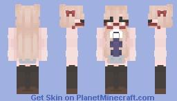 mirai kuriyama ! ~ Minecraft Skin