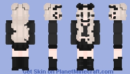 1-800-Darkness Minecraft Skin