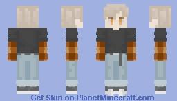 Fall Boy Minecraft Skin