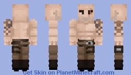 Apocalypse: Derik Helmoff Minecraft Skin