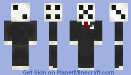 Dice Suit Minecraft Skin