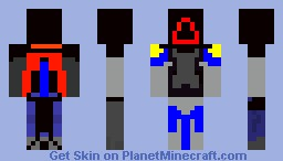 disciple Minecraft Skin