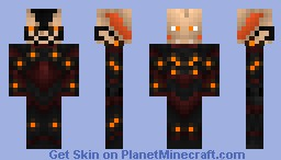 The Diadact Minecraft Skin