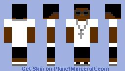Rapper Minecraft Skin