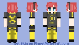 Request ~ Something Digimon related 🤔 Minecraft Skin