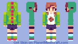 Dinowcookie Minecraft Skin