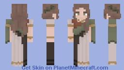 ↠ Roslyn Minecraft Skin