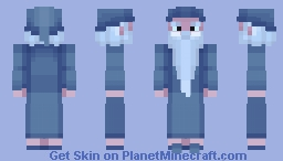 Higitus Figitus - Disney's Merlin / Request Minecraft Skin