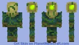 Diver Minecraft Skin