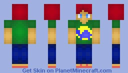 Dinow fan Minecraft