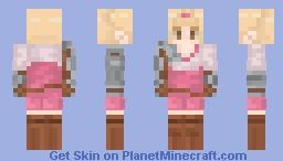 Djeeta (Granblue Fantasy) Minecraft Skin