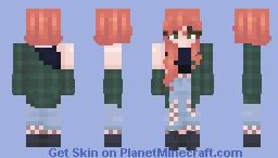 just another teen girl skin Minecraft Skin
