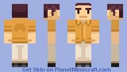 Kristoffer legacy skin from 1st birthday skin pack Minecraft Skin