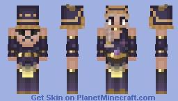 🌑𝓓𝓻𝓮𝓪𝓶 𝓜𝓮𝓼𝓼𝓮𝓷𝓰𝓮𝓻🌑 Minecraft Skin