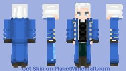 Very motivational ~ DMC 3 Vergil ⚔ Minecraft Skin