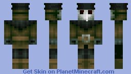 The Plague Doctor [Contest] Minecraft Skin