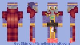 Doctor Scar Minecraft Skin