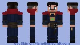 Doctor Strange | MCU (No Cape) Minecraft Skin