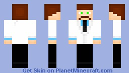 Doctor- Request by geeksud Minecraft Skin