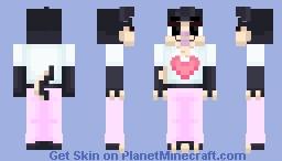 Request 1 ~ i suck at pastel.🎧 Minecraft Skin