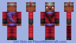 Nin-Ken Dog Minecraft Skin