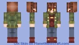 jonas oxenfree Minecraft Skin