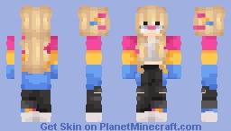 Don't simp Minecraft Skin