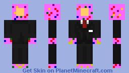 Donut Man Minecraft Skin