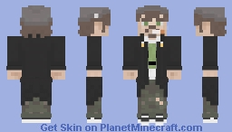 Oh hey, Doomer. Minecraft Skin