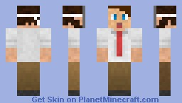 Pwegoserver Staff Fan-boy Collection: Dosycool Minecraft Skin