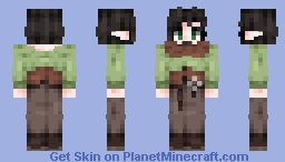 ♕ ✦ —• Half-Elf | Not for use on Massivecraft Minecraft Skin