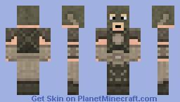 Dovakhiin - Dragonborn Minecraft Skin